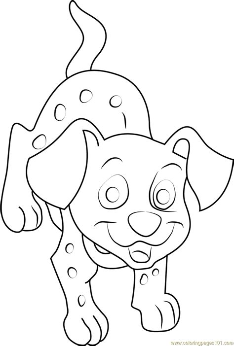 coloring pictures of dalmatian dogs dalmation coloring pages preschool dalmation best
