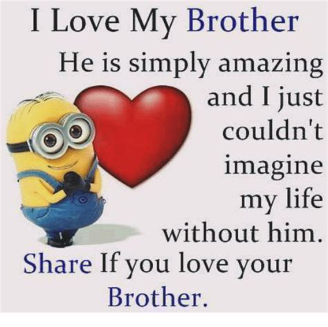 I Love My Brother Meme - love my brother meme my best of the funny meme