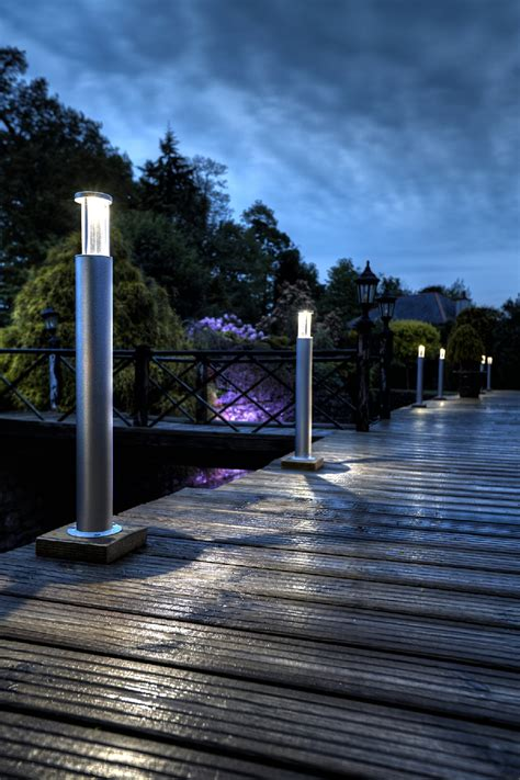 Landscape Bollard Lighting Outdoor Leds New Bollard Light Outdoor Leds