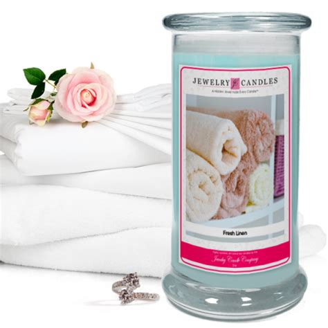 Jewelry In Candles Lots Of by Fresh Linen Jewelry Candles Jewelrycandle