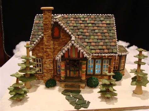 The Gingerbread House The Gingerbread Crazy Gingerbread Houses House Crazy