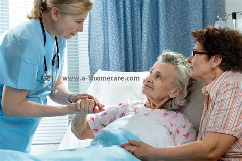 senior home health a 1 home care agency