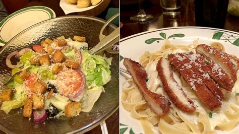 Olive Garden Na Id by Putting The Olive Garden Never Ending Pasta Pass To Test