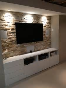 25 best ideas about entertainment centers on pinterest jubinville project traditional basement calgary by