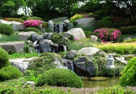 Steingarten Anlegen Mit Vlies