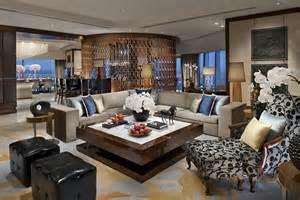 Livingroom Suites by Presidential Suite Mandarin Oriental Hotel Macau