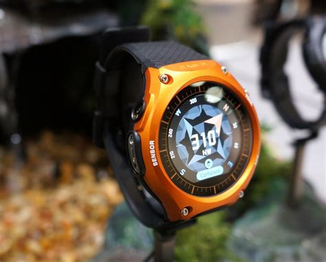 Smartwatch G Shock casio s outdoor smartwatch the wsd f10 will launch at comex 2016 hardwarezone sg