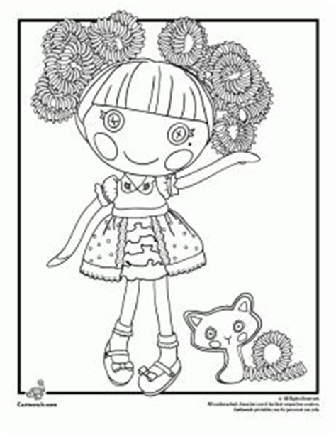 lalaloopsy coloring pages nick jr pinterest the world s catalog of ideas