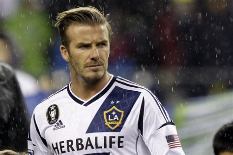Beckham To With The by With David Beckham Headed To The 305 There S Only One