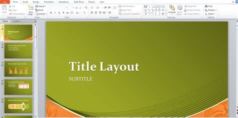 download free powerpoint template and focus more on the