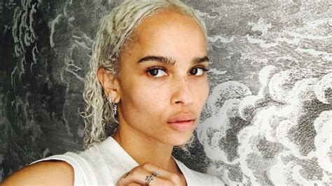 zoe kravitz ear piercings a guide to young hollywood s obsession with random ear