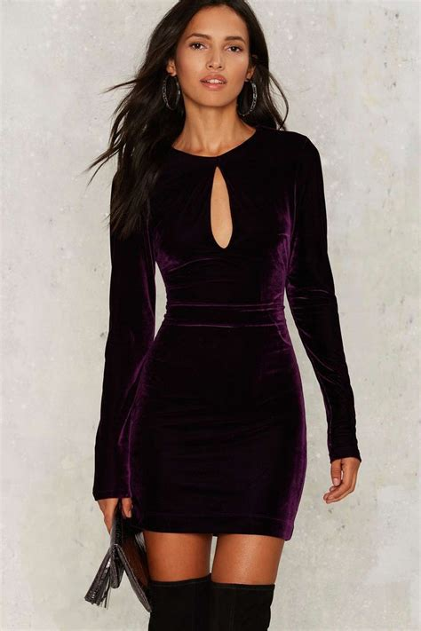 Of The High Will Velvet Be A Key Fabric In Your Aw Picks by 1000 Ideas About Velvet Bodycon Dress On