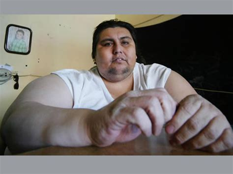 Manuel Meme Uribe - mexico world s heaviest man manuel uribe dead at 48
