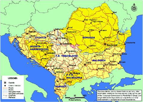 map south europe map of south eastern europe