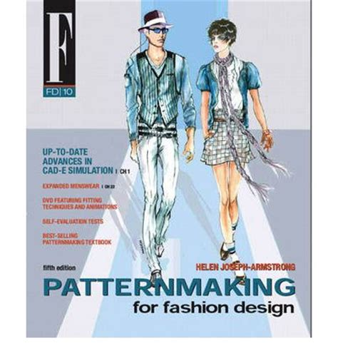 patternmaking for fashion design armstrong pdf patternmaking for fashion design helen joseph armstrong