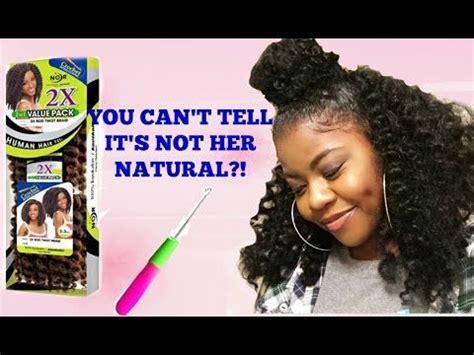 Crochet Hairstyles For Black Women: Vixen Crochet
