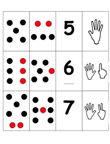 Math Dot Card Templates by Best 25 Memory Ideas On Memory