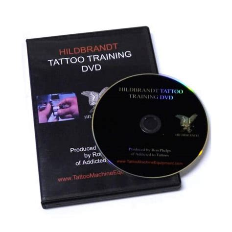 tattoo education hildbrandt dvd