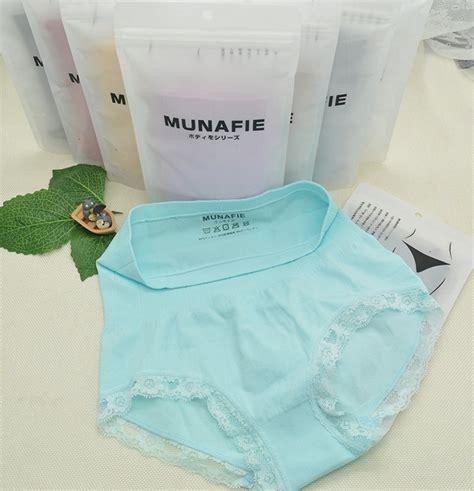 Murah Japan Munafie Slim Slim Lace Celana Korset munafie slim pant korset slimming japan pelangsing celana