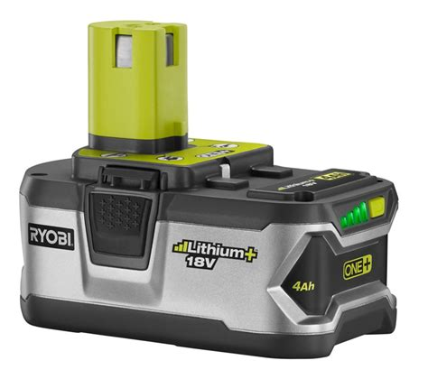 ryobi one 18v lithium high capacity battery the home