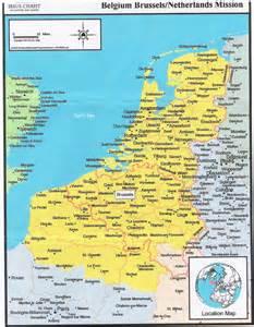 belgique map belgium brussels netherlands mission info