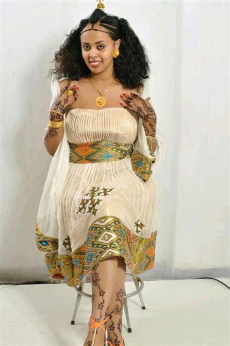 Culture Dress traditional habesha dress