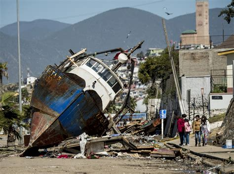 Earthquake Chile | chile earthquake state of emergency declared in coquimbo