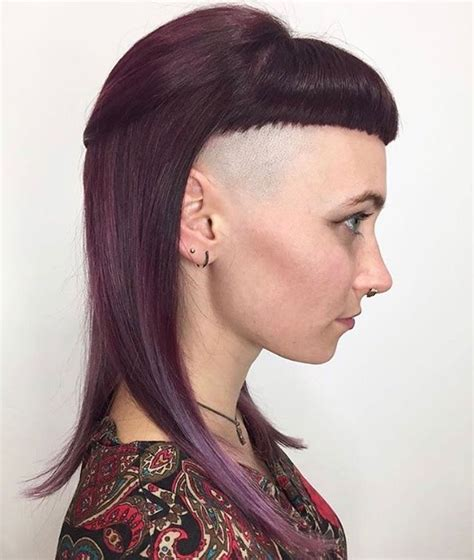 pics haircut side mullet 17 best ideas about mullet haircut on pinterest mullet