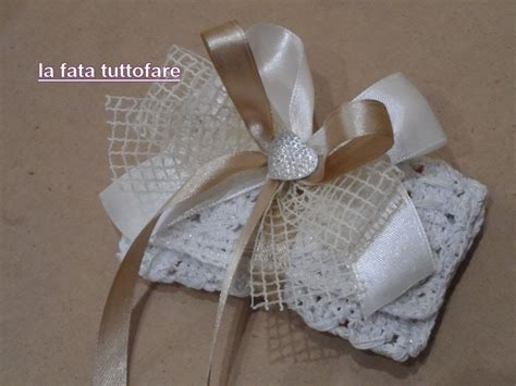 fiori uncinetto per bomboniere schemi sacchetti portaconfetti uncinetto rs23