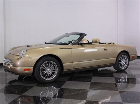 2005 Ford Thunderbird by Inca Gold 2005 Ford Thunderbird 50th Anniversary For Sale