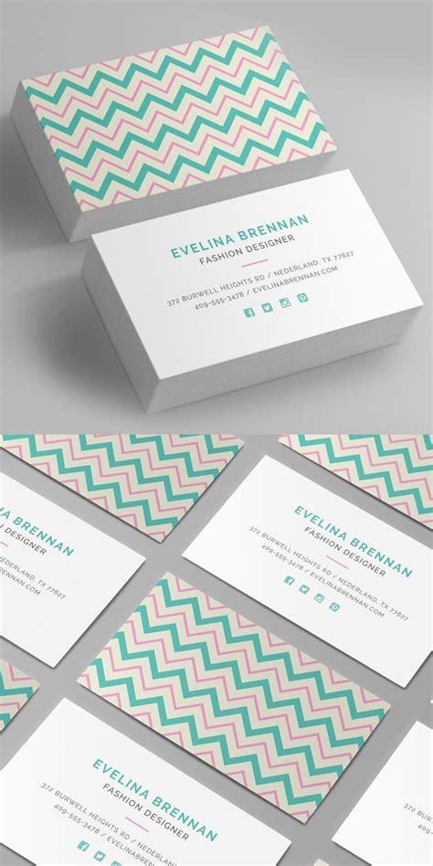 chevron business card template chevron business card templates business cards design