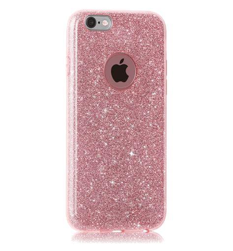 Fuze Glitter For Iphone 6 glitter hoesje roze iphone 6 6s exclusievehoesjes eu