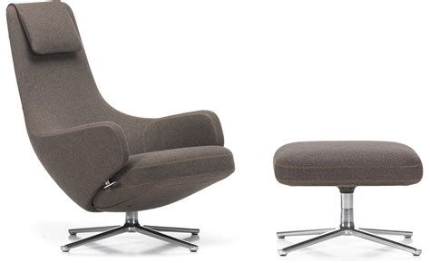 Lounge Chairs With Ottomans by Repos Lounge Chair Ottoman Hivemodern
