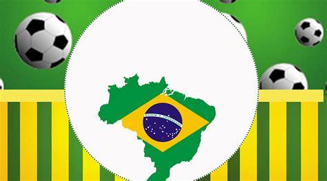 brasil copa do mundo brasil copa do mundo kit festa gr 225 tis para imprimir