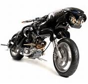 Cool Motorcycle Based On Famous Logo  Personal Blog Of Mario Xiao A