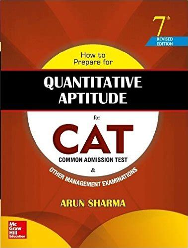 Mba Preparation Books List by 8 Best Books For Mba Entrance Exams Preparation 2018