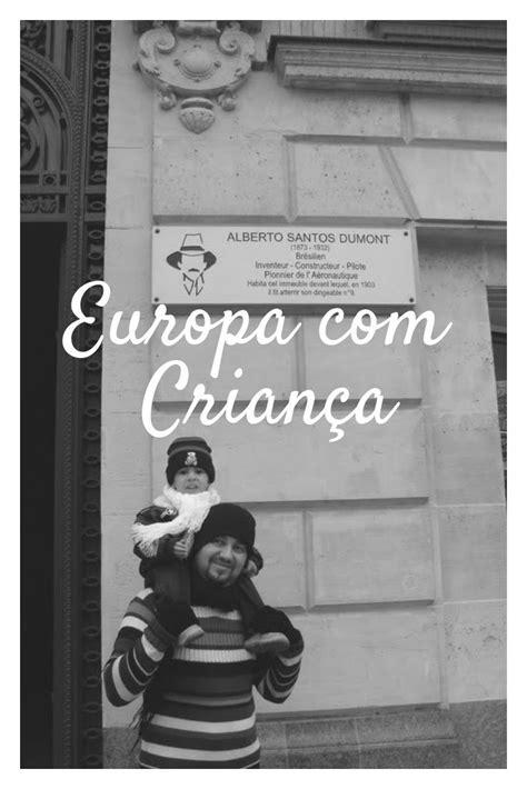 Será que dá para curtir uma Euro Trip com criança? #