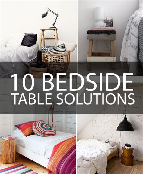 ideas for bedside tables bedside tables bedroom decor and tables on pinterest