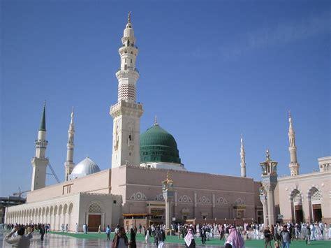 muslim world  beautiful masjid nabawi wallpapers hd