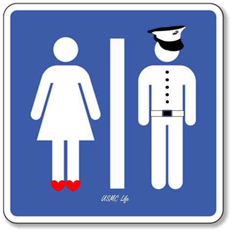 Bathroom Signs To Print by Host Print Your Own Marine Corps Restroom