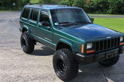 sport jeep cherokee 2000 jeep cherokee sport xj 72k low miles for sale