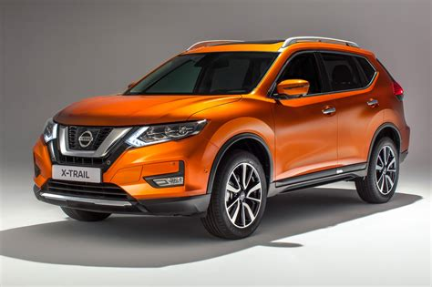 nissan x trail nissan x trail 2017 facelift pictures specs and details by car magazine