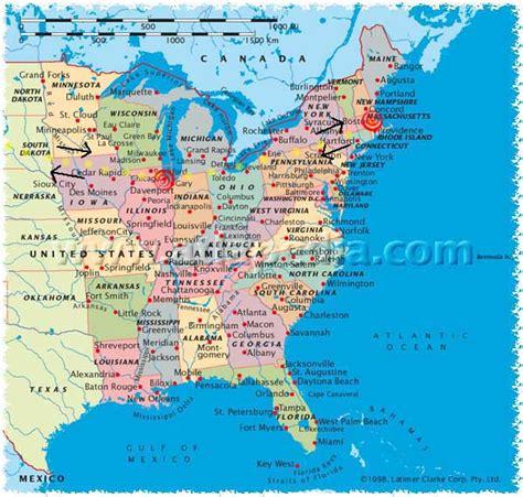 chicago map world i think not