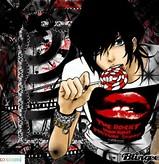 Cute Emo Anime Boy