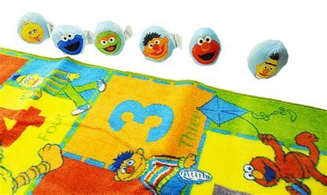 sesame area rug sesame rug hopscotch activity area mat ebay
