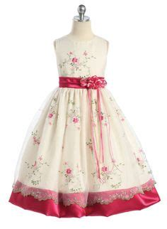 dress floral yukensi cuttings embroidery and linens on