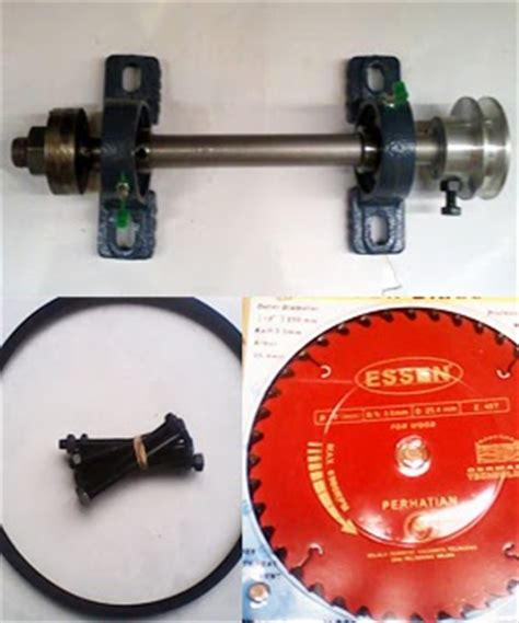 Gergaji Serkel komponen mesin gergaji serkel jual alat pahat ukir jepara