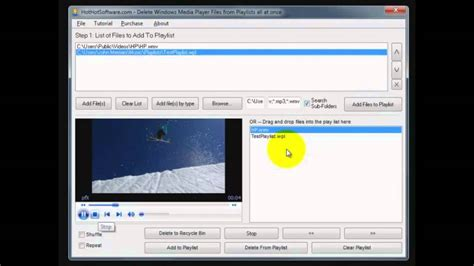 download youtube playlist at once how to delete windows media player files from playlists