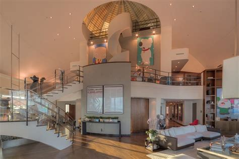 pharrell house pharrell williams finally sells his toy filled domed penthouse at the bristol tower for 9 25