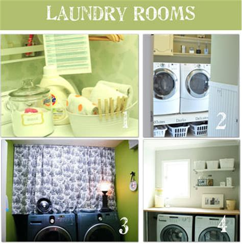 12 ways to beautify your laundry room tip junkie How To Decorate Laundry Room